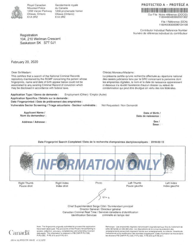 saskatchewan real estate commission registrant information
